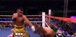 Boxing World Disgusted By Boxer Winning By Stoppage Without Landing A Punch
