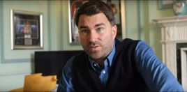 Eddie Hearn Gives Brutally Honest Interview
