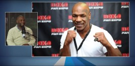 Lennox Lewis' Reaction To Crazy Mike Tyson Rematch Story Sums It Up