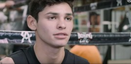 Ryan Garcia Has A Bullish Message To The Mayweather Camp After His Latest Win