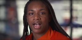 Claressa Shields Makes A Brutal Threat To Christina Hammer