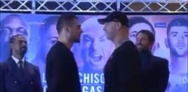 Dave Allen Drops Bizarre Compliment To Lucas Browne Ahead Of Bout