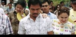 Manny Pacquiao Gives His Take On Life and He's Spot On With It