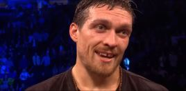 Usyk Heavyweight Debut Officially Confirmed For May 25th