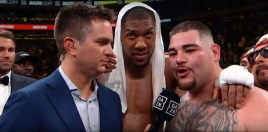Andy Ruiz Jr Reacts To Canelo Alvarez Knocking Out Sergey Kovalev