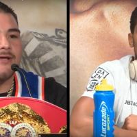 Watch: Full Andy Ruiz Jr vs Anthony Joshua 2 Final Press Conference Video