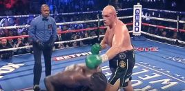 Something Tyson Fury Did In Deontay Wilder Rematch That Went Under The Radar