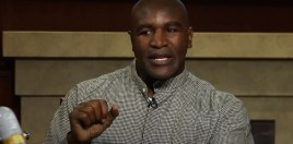 Evander Holyfield Opens Up About How He Got Started In Boxing