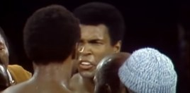 Foreman Finally Reveals What Ali Said To Him Moments Before Their Fight