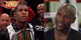 Floyd Mayweather Opens Up About Devin Haney Training Relationship