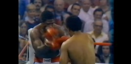 What George Foreman Said When Ron Lyle Knocked Him Down