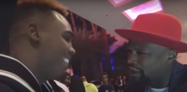 Jermell Charlo Has A Warning For Mayweather If He Comes Back