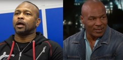 Roy Jones Reveals How He Will Deal With Mike Tyson Trying To Kill Him