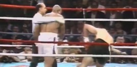 George Foreman's Brilliant Response To When He Dropped Gerry Cooney