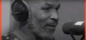 What Mike Tyson Said When Asked If He Ever Took Steroids
