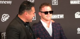 De La Hoya Makes Bold Claim About Canelo and Al Haymon Situations