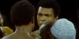 George Foreman Brutally Honest On How He On The Felt Day Of A Fight