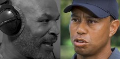 Mike Tyson Gets Deep About Tiger Woods, Winning and His Best Fight