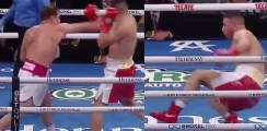 Watch: The Canelo Alvarez Punch That Ended Avni Yildirim
