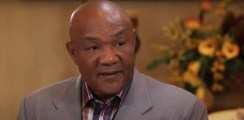 George Foreman Makes Good Point After Canelo vs Avni Yıldırım Fight