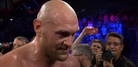 Tyson Fury Makes Good Point On What's Going On For Many Boxers