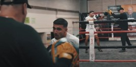 Tyson Fury Younger Brother Shows Power With John Fury