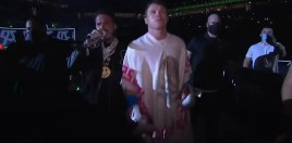 canelo alvarez ring walk