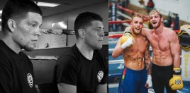 A Diaz Brothers vs Paul Brothers Boxing Showdown