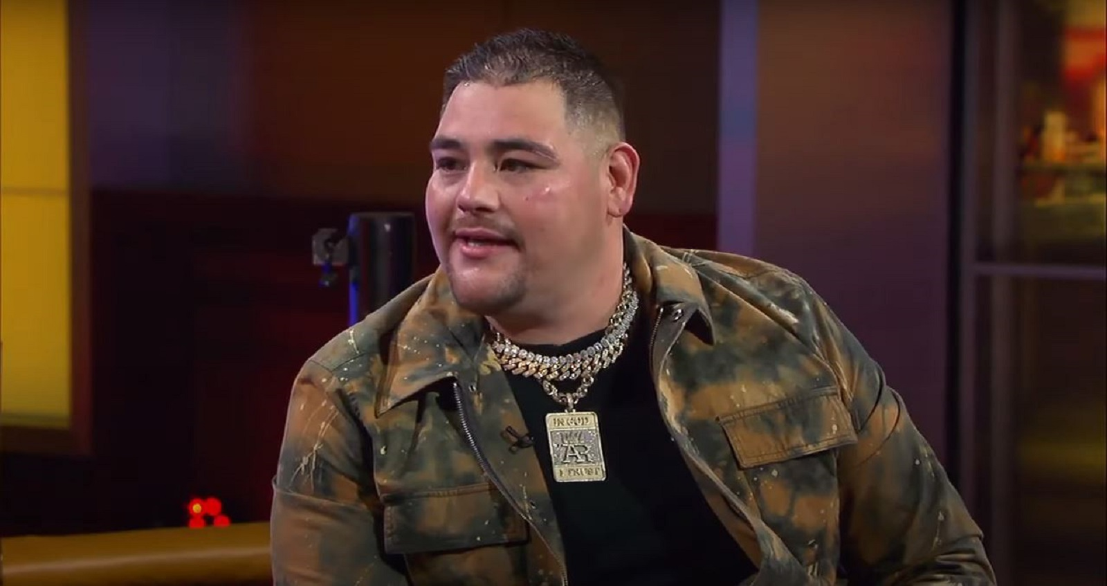 Andy Ruiz Weight 6 Weeks Out From Arreola Fight