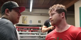 Canelo Trainer Brutally Honest Ahead Of Saunders Fight