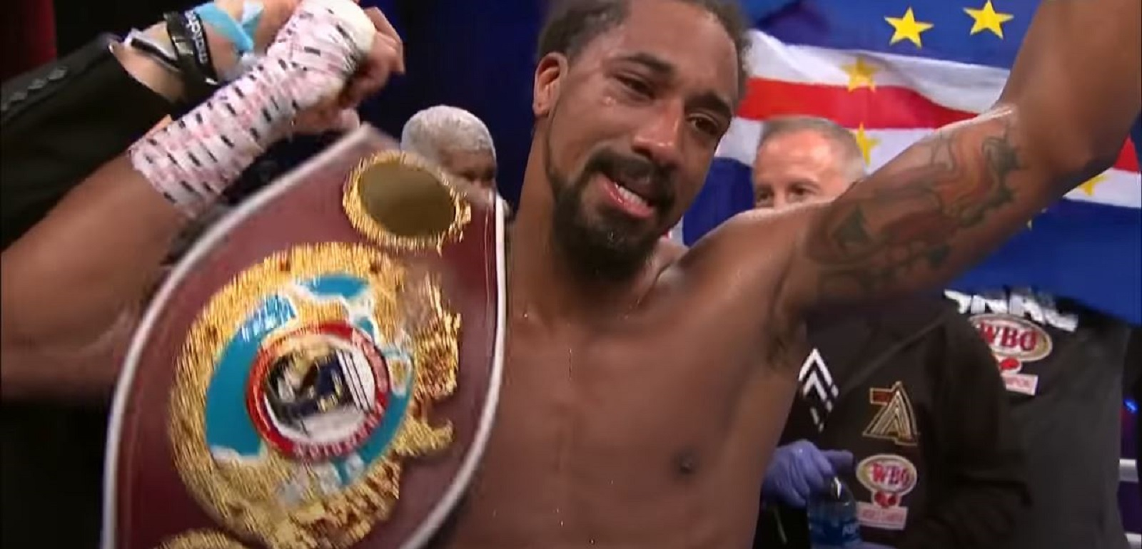 One of the most avoided boxers gets into heated beef with fellow champion