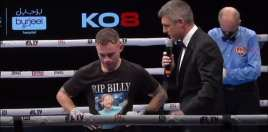 carl the jackal frampton announces retirement from boxing