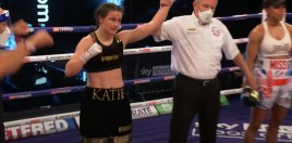 Female Boxing Champions React To Sensational Women's Boxing Fight