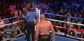 Tyson Fury makes bold prediction for Deontay Wilder 3rd fight