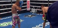 Boxer Makes Noise With Surprising Dance Mid Fight