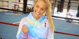 Blonde Bombshell Finally Gets A Big Fight Update In Boxing