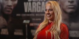Blonde Bombshell Grabs Attention On Transgender Athletes In Women's Boxing