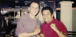 New documentary features boxer who had hands of stone but heart of Gold