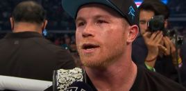 Canelo Shows His Metal With New Russian Target