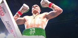 Ex Cruiserweight King Attempting To Win Heavyweight Title Has News
