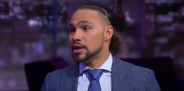 Keith Thurman Picks Up On Something In Pacquiao Ahead Of Spence
