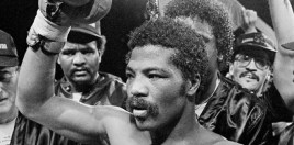 On this day in 1982 boxing legend knocks out Japanese opponent