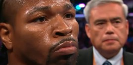Shawn Porter On Who Hits Harder Between Spence and Pacquiao