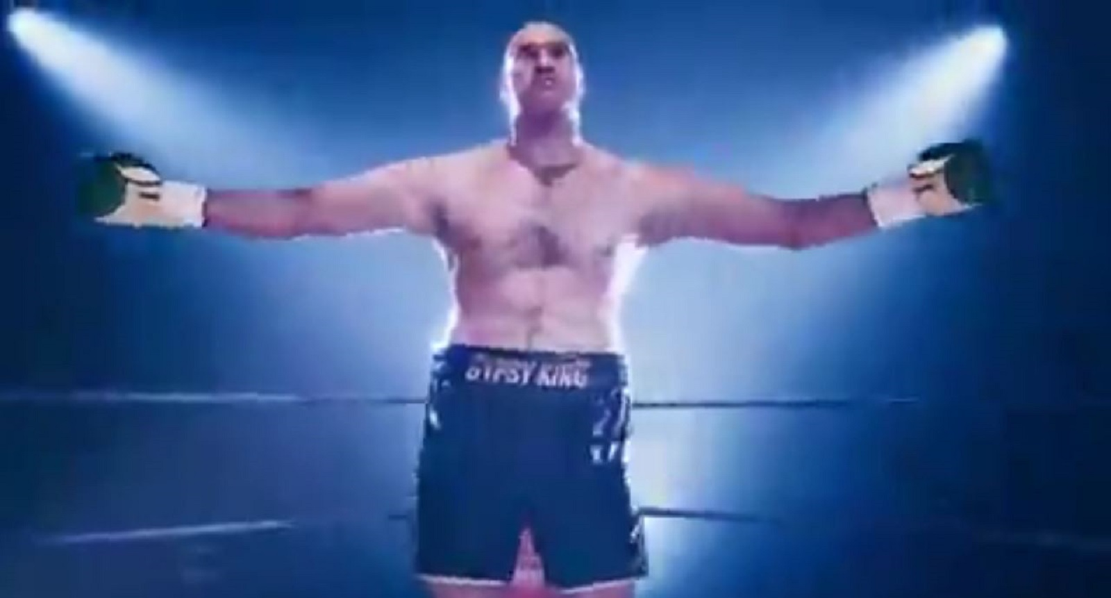Watch: Tyson Fury Added To New Boxing Video Game