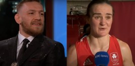 Conor McGregor Reacts To New Women's Boxing Olympic Gold Medallist