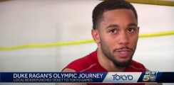 Duke Ragan Reacts To Securing Medal For Team USA