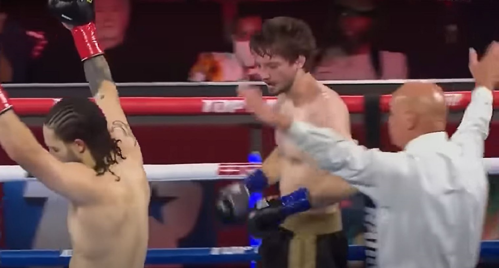Watch: Muhammad Ali Grandson Wins Professional Debut By Knockout