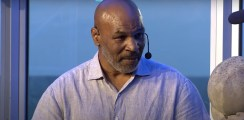 Mike Tyson Reacts To Tyson Fury Knocking Out Deontay Wilder