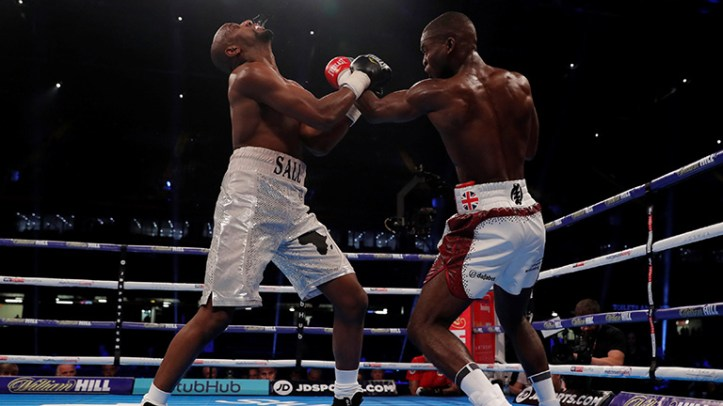 Joshua Buatsi: 'One thing I won't allow is to be disrespected' - Boxing News