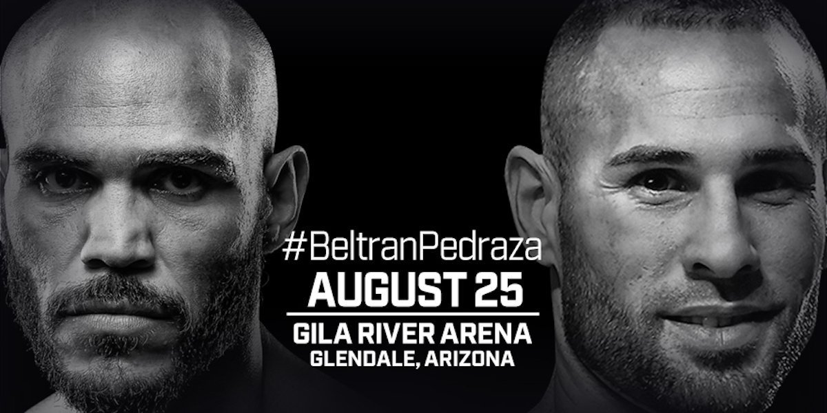 Beltran vs Pedraza - August 25 - Glendale, Arizona @ Glendale, Arizona | Glendale | Arizona | United States
